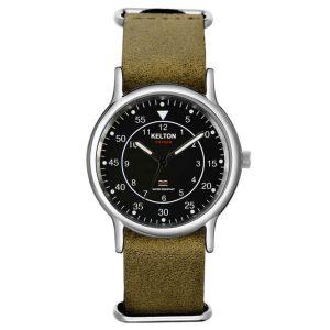 Montre Kelton Vietnam bracelet nato cuir james bond