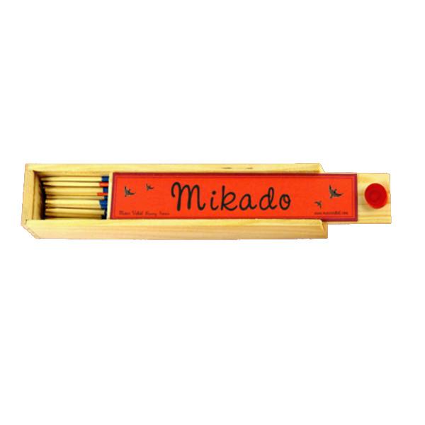 jeu de mikado en bois souvenir enfance