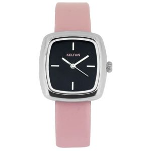 Montre Kelton Square Rose