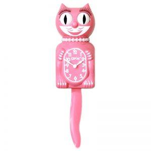 Horloge Kit-Cat Lady Rose (Edition Limitée)